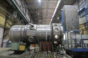 Reactor head for Sibir icebreaker – 460 (Atomenergomash)